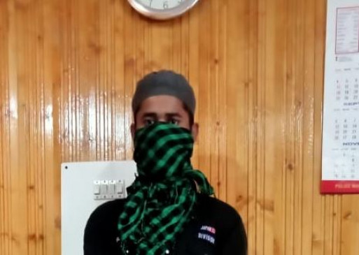 J&K: लश्कर-ए-तैयबा का एक एक्टिव आतंकवादी बांदीपोरा जिले से गिरफ्तार, हथियार बरामद