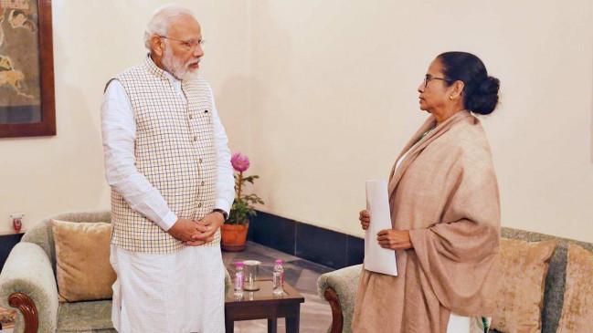 बंगाल की सीएम ममता बनर्जी 28 जुलाई को पीएम मोदी से मिलेंगी, 16 अगस्त को खेला होबे दिवस मनाने का फैसला