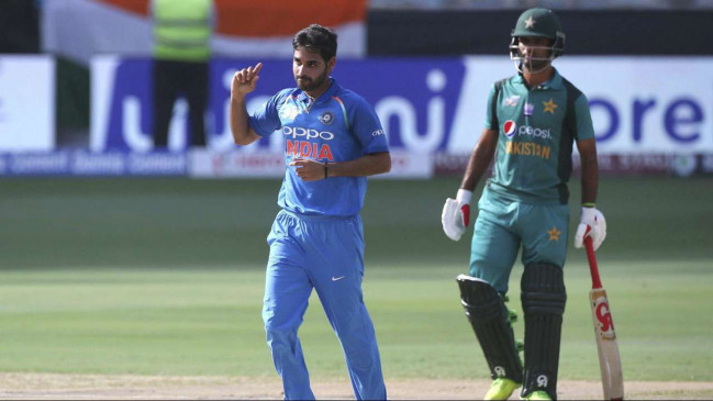 टी-20 वर्ल्ड कप में भारत-पाक की भिड़ंत पर बोले भुवनेश्वर, ऐसे मैच हाई-प्रेशर और हाई-इंटनसिटी वाले होते हैं