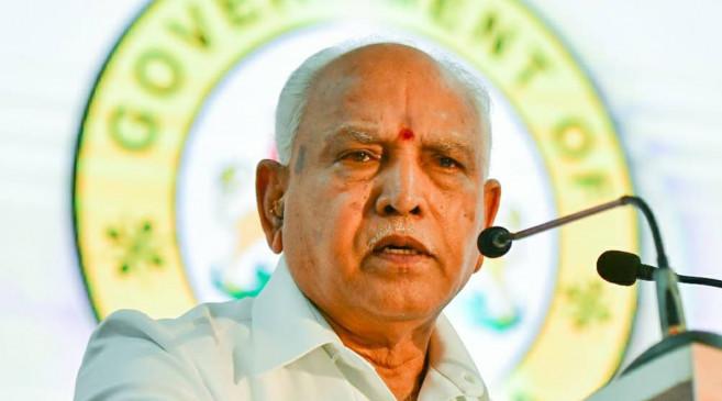 राज्यपाल को इस्तीफा देने के बाद बोले येदियुरप्पा- मैंने दिल्ली के दवाब में इस्तीफा नहीं दिया, न ही पार्टी से मुझे कोई पद चाहिए