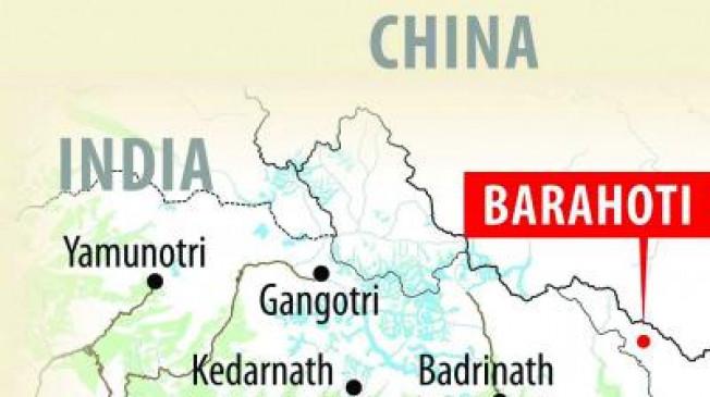 चीनी सेना ने बाराहोती इलाके में LAC पर अपनी गतिविधियां बढ़ाई, इंडियन आर्मी अलर्ट पर - bhaskarhindi.com