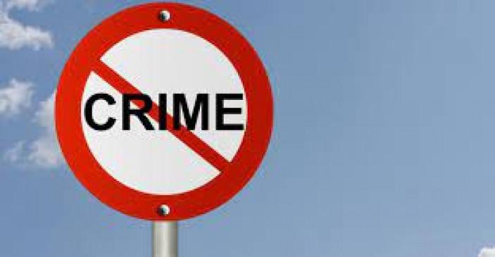 Crime : महिला से रेप करने वाला आरोपी गिरफ्तार, फ्लैट से बुकी रंगेहाथ धराया