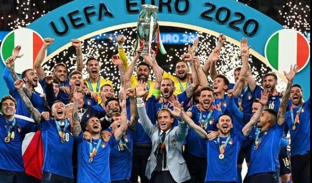 Euro 2020: इग्लैंड का सपना तोड़कर इटली बना यूरो कप चैंपियन