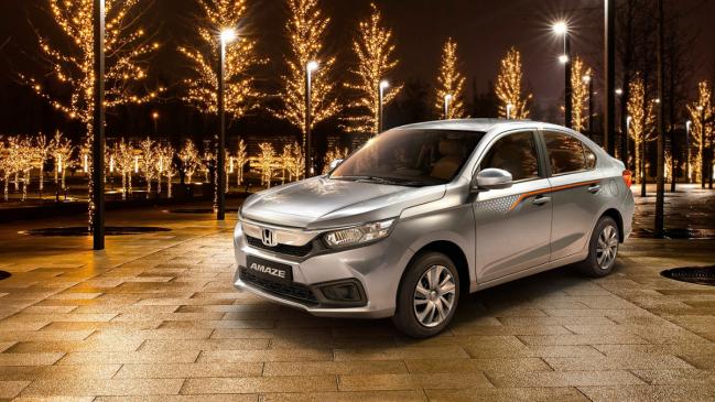 Honda Amaze फेसलिफ्ट 17 अगस्त को होगी लॉन्च, शुरू हुई बुकिंग!