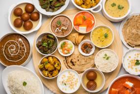 Recipe: मात्र 30 मिनट में तैयार करें veg thali, भूल जाएंगे होटल का टेस्ट
