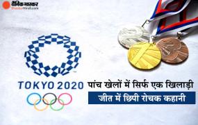 Tokyo olympic 2020: इन खेलों में भारत का सिंगल खिलाड़ी दिखाएगा अपना हुनर, कोई संघर्ष तो कोई परिवार की विरासत के साथ पहुंचा टोक्यो
