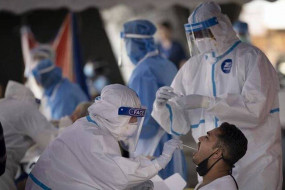 भारत में थम रही कोरोना की रफ्तार, बीते 24 घंटे में 43,071 केस सामने आए, 955 संक्रमितों की मौत