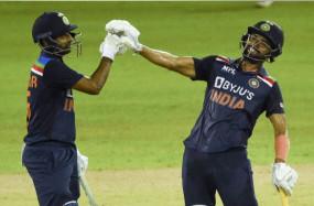 भारत ने श्रीलंका को 3 विकेट से हराया, चाहर ने खेली शानदार 69 रन की पारी, सीरीज में 2-0 की अजेय बढ़त