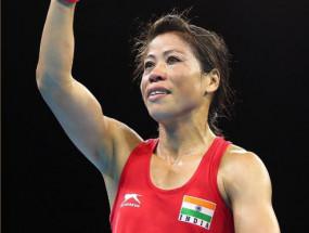 Tokyo Olympics: राउंड ऑफ 32 के मुकाबले में मैरीकॉम की जीत, डोमिनिकन रिपब्लिक की बॉक्सर गार्सिया को 4-1 से हराया