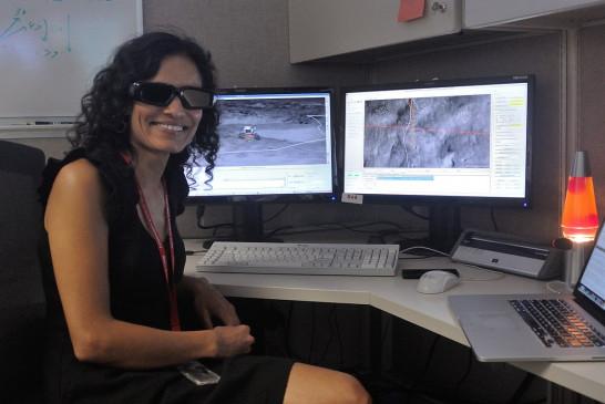 भारतीय मूल की वंदी वर्मा ने मंगल ग्रह पर पर्सेवरेंस रोवर चलाया, बोलीं- यह अविश्वसनीय है