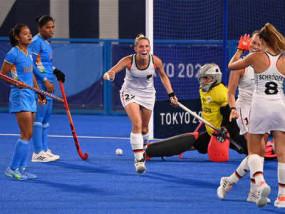 Women's hockey: जर्मनी ने भारत को 2-0 से मात दी, ग्रुप मैच में लगातार दूसरी हार