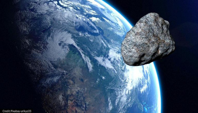 क्या एक विशाल एस्टेरॉइड पृथ्वी की ओर बढ़ रहा है? जानिए इससे जुड़ी महत्वपूर्ण जानकारी