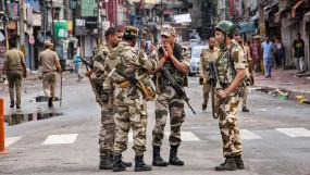 Jammu and Kashmir: पुलवामा में सुरक्षाबलों और आतंकियों के बीच मुठभेड़, दो आतंकी ढेर