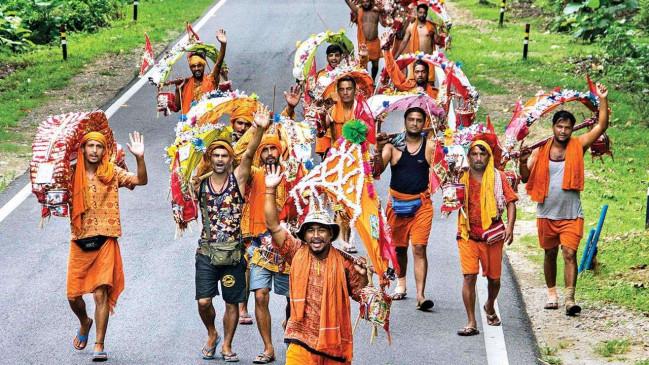 Kanwar Yatra: यूपी के सीएम ने उत्तराखंड सरकार से कहा- कुछ भक्तों के लिए हरिद्वार में प्रवेश की अनुमति दी जाए