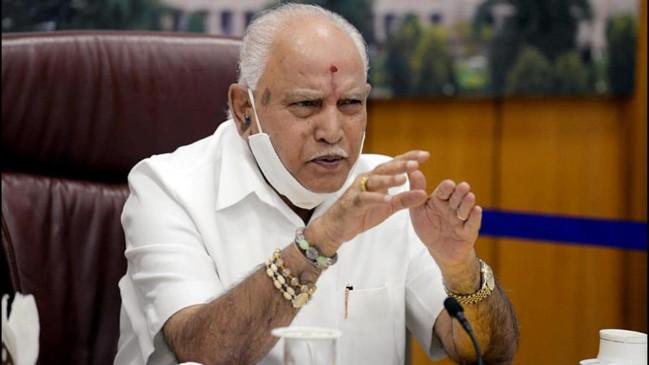 इस्तीफा देने के बाद येदियुरप्पा ने कहा- मैं मुख्यमंत्री पद के लिए नए नाम का सुझाव नहीं दे सकता