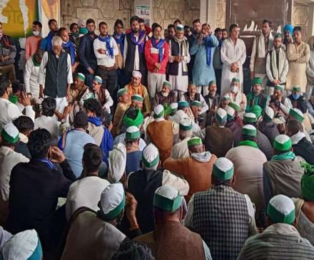 दिल्ली सरकार ने किसानों को जंतर-मंतर पर विरोध प्रदर्शन की अनुमति दी, हर रोज 200 किसान जुटेंगे - bhaskarhindi.com