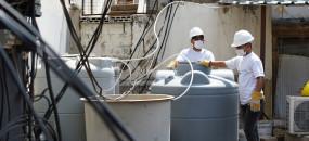 लेबनान: सार्वजनिक जल प्रणाली ध्वस्त होने के कगार पर, यूनीसेफ़ की चेतावनी