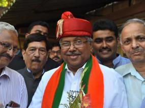महाराष्ट्र भाजपा अध्यक्ष पाटील ने कहा- शिवसेना के साथ सरकार चलाने में उड़ गए मेरे सिर के बाल