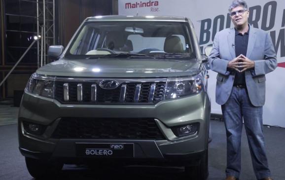 Mahindra Bolero Neo भारत में हुई लॉन्च, जानें इस दमदार एसयूवी की कीमत और खूबियां