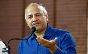 दिल्ली के डिप्टी CM सिसोदिया बोले- उपराज्यपाल को वीटो पॉवर मिली है, लेकिन...