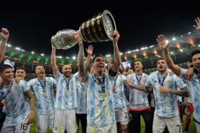 अर्जेंटीना ने ब्राजील को 1-0 से हराकर कोपा अमेरिका टाइटल पर कब्जा किया, मेसी का पहला इंटरनेशनल खिताब