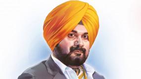 सरदार की ताजपोशी: नवजोत सिंह सिद्धू ने संभाल पंजाब कांग्रेस अध्यक्ष का पदभार, कैप्टन अमरिंदर भी रहे मौजूद