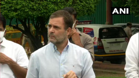 पेगासस मामले पर राहुल गांधी का दावा- मेरा फोन टैप किया गया, कहा- गृहमंत्री शाह इस्तीफा दें