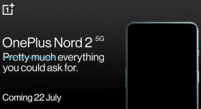 OnePlus Nord 2 भारत में 22 जुलाई को लॉन्च होगा, कंपनी ने दी जानकारी