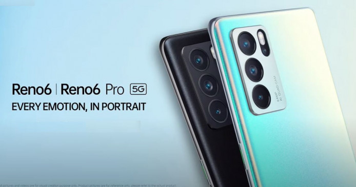 Best Mobile Oppo Reno 6 and 6 Pro launch in India, know price and features