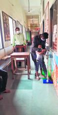नागपुर के बाल दंत रोग विभाग में कम हुए मरीज, तीसरी लहर के खतरे से सहमे लोग