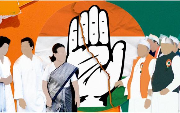 पंजाब के साथ-साथ देश के इन राज्यों में कांग्रेस में भारी उथल-पुथल - bhaskarhindi.com