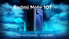 Redmi Note 10T 5G स्मार्टफोन भारत में 20 जुलाई को होगा लॉन्च, जानें संभावित फीचर्स और कीमत