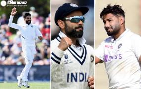 ICC Test Ranking: जडेजा-पंत फिसले, कोहली चौथे नंबर पर बरकरार