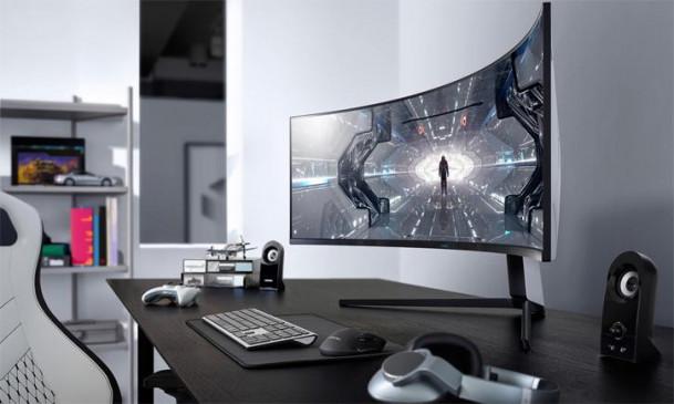 सैमसंग इस सप्ताह लॉन्च करेगा पहला मिनी LED डिस्पले कर्व्ड गेमिंग मॉनिटर