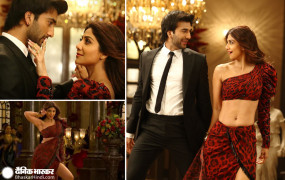 "शिल्पा शेट्टी का गाना ""चुरा के दिल मेरा"" रिलीज, एक्ट्रेस को आई अक्षय कुमार की याद"