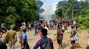 असम-मिजोरम में सीमा विवाद गहराया, असम पुलिस के 6 जवान शहीद, 50 से ज्यादा लोग घायल