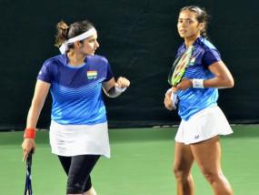 Tokyo Olympics 2020: टेनिस में भारत की चुनौती खत्म, सानिया-अंकिता की जोड़ी बाहर