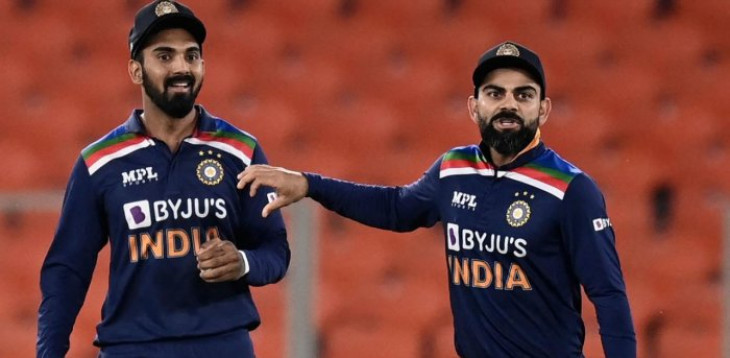 ICC T20I रैकिंग में विराट कोहली 5वें स्थान पर बरकरार, राहुल एक स्थान चढ़कर 6वें नंबर पर पहुंचे