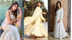 Fashion: देखिए, लखनवी कुर्ती को 5 अलग-अलग तरीके से डिजाइन करने का तरीका