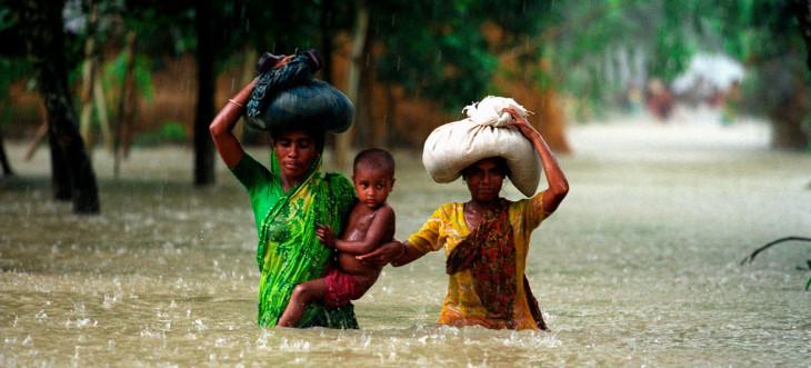 जलवायु संकट: अग्रिम मोर्चे वाले देशों के लिये समय बीता जा रहा है