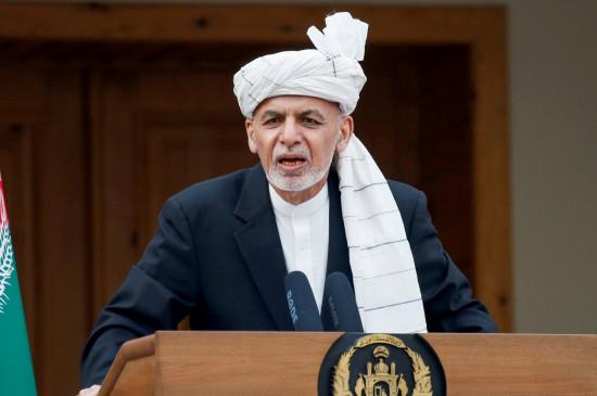 Report: राष्ट्रपति अशरफ गनी ने कहा- अफगानिस्तान में हिंसा के लिए अमेरिका जिम्मेदार
