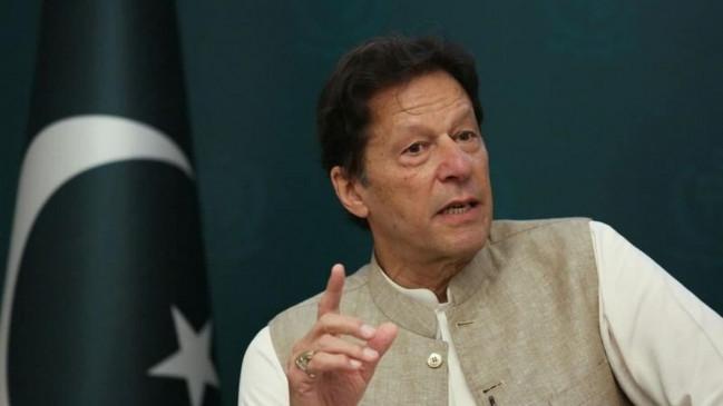 इमरान खान ने तालिबान के सत्ता हथियाने को जायज बताया, बोले- अफगानों ने 'गुलामी की बेड़ियों' को तोड़ दिया