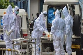 Coronavirus: देश में पिछले 24 घंटों में कोरोना वायरस के 41 हजार 831 नए मामले सामने आए, 541 लोगों की मौत
