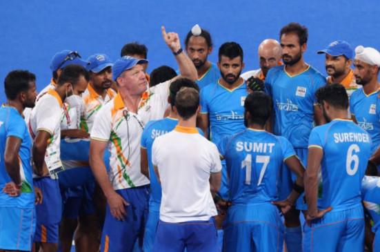 Tokyo Olympics: भारत की मेन्स हॉकी टीम 49 साल बाद सेमीफाइनल में पहुंची, क्वार्टर फाइनल मुकाबले में ग्रेट ब्रिटेन को 3-1 से हराया