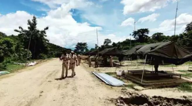 Assam-Mizoram Border Dispute: सीमा विवाद सुलझाने के लिए स्पेस टेक्नोलॉजी का होगा उपयोग, NESAC बॉर्डर एरिया की सैटेलाइट मैपिंग करेगा