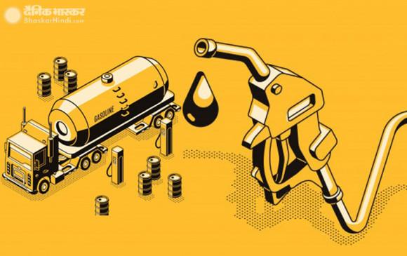 Petrol-Diesel Price : पेट्रोल 42 दिनों में 11.52 रुपए तक महंगा हुआ, जानें आज कितनी चुकाना होगी कीमत