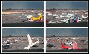 चीन में भयानक बाढ़: हवाई जहाज, हेलीकॉप्टर भी बह गए, जानें इस वायरल वीडियो का सच
