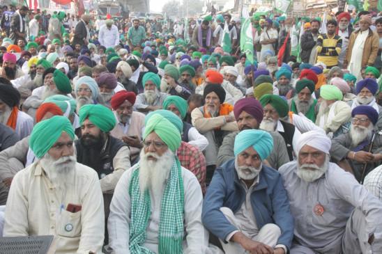 किसान नेताओं का राजनीतिक दलों से आग्रह, कहा- अगले साल तक स्थगित करें पंजाब में चुनाव प्रचार