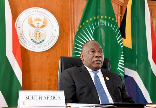राष्ट्रपति सिरिल रामाफोसा ने की घोषणा, कहा-  लॉकडाउन नियमों में दी जाएगी ढील - bhaskarhindi.com