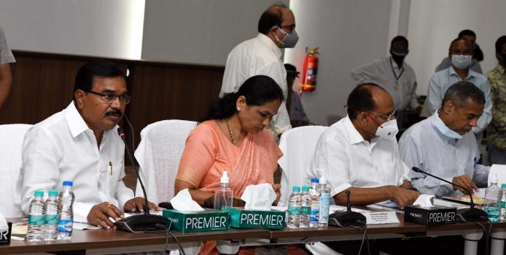 केंद्रीय मंत्री ने कृषि निर्यात को बढ़ावा देने की जरूरत पर जोर दिया